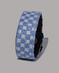 bracelet manchette point pavé